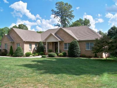 Forest Single Family Home For Sale: 1251 Callaway Springs Drive