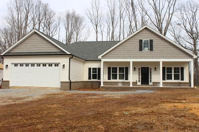 Bedford County Single Family Home For Sale: 2 Gladden Circle