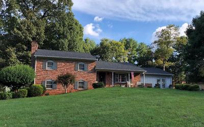Lynchburg County Single Family Home For Sale: 106 Hunterdale Drive