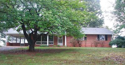 Bedford Single Family Home For Sale: 3812 Virginia Byway