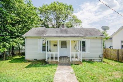 Bedford Single Family Home For Sale: 1018 Madison Street