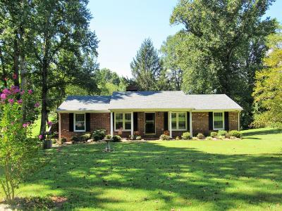 Single Family Home For Sale: 1553 Old Stage Road