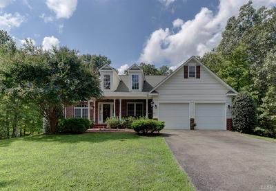 Bedford Single Family Home For Sale: 1070 Chapel Woods Drive