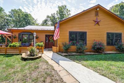 Single Family Home For Sale: 558 Plantation Road