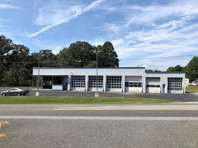 Amherst VA Commercial For Sale: $359,000