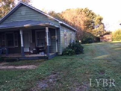Lynchburg Single Family Home For Sale: 610 Leesville Road