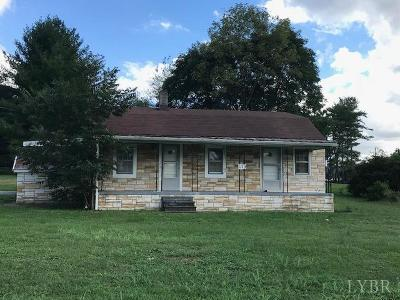 Bedford County Single Family Home For Sale: 1179 Montvale Street