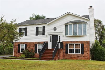 Lynchburg Single Family Home For Sale: 105 Acres Court