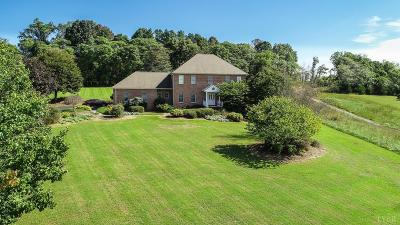 Bedford County Single Family Home For Sale: 303 Longhill Road