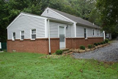 Lynchburg Single Family Home For Sale: 2109 Macleod Street