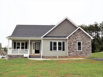 Campbell County Single Family Home For Sale: 416 Mantle Drive