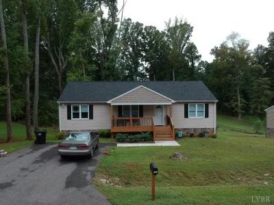 Forest VA Single Family Home For Sale: $219,900