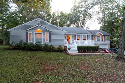 Single Family Home For Sale: 1005 Whispering Pines Circle