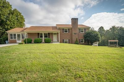 Campbell County Single Family Home For Sale: 270 Crestview Drive