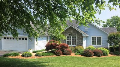 Single Family Home For Sale: 50 Homeplace Circle