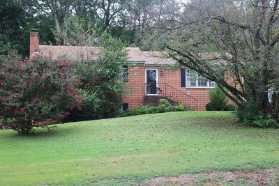 Lynchburg Single Family Home For Sale: 111 Frederick Drive