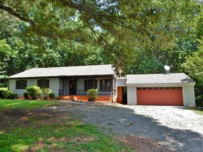 Lynchburg Single Family Home For Sale: 1060 Jennings Drive