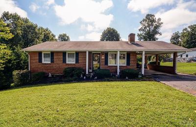 Single Family Home For Sale: 174 Hillcrest Circle