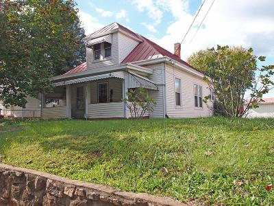 Lynchburg Single Family Home For Sale: 3321 Fort Avenue
