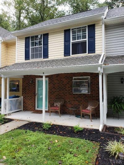Forest Condo/Townhouse For Sale: 9 Jefferson Village Drive