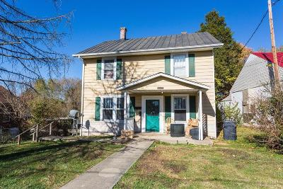 Bedford County Multi Family Home For Sale: 1121 Longwood Avenue