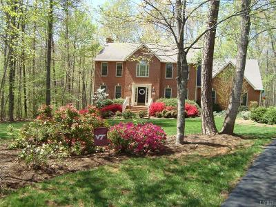 Bedford County Single Family Home For Sale: 215 Kingston Drive