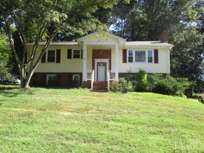 Lynchburg Single Family Home For Sale: 300 Woodway Drive