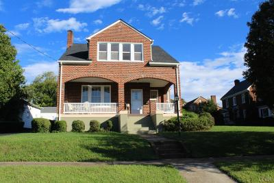 Lynchburg Single Family Home For Sale: 1806 Richmond Avenue