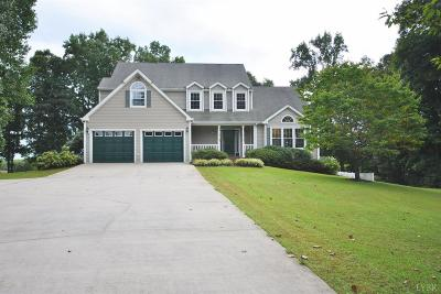 Bedford County Single Family Home For Sale: 306 Millspring Drive
