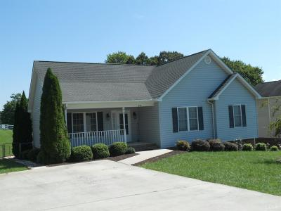 Lynchburg Single Family Home For Sale: 69 Russell Springs Drive