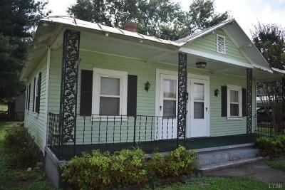 Altavista Single Family Home For Sale: 1303 5th Street