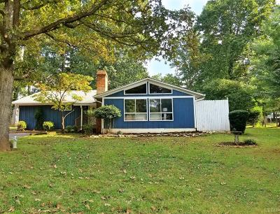 Bedford County Single Family Home For Sale: 110 Forest Dale Drive