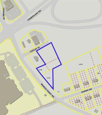 Residential Lots & Land For Sale: 3142 Wards Ferry Road