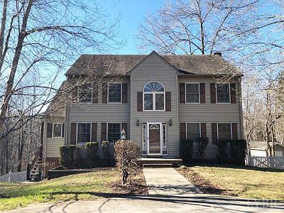 Bedford County Single Family Home For Sale: 106 Mullbury Place