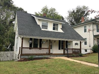 Lynchburg Single Family Home For Sale: 410 Sussex Street