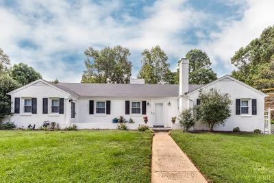 Lynchburg County Single Family Home For Sale: 3400 Sky View Place