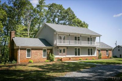 Campbell County Single Family Home For Sale: 222 Solitude Lane