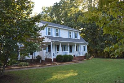 Forest VA Single Family Home For Sale: $289,900