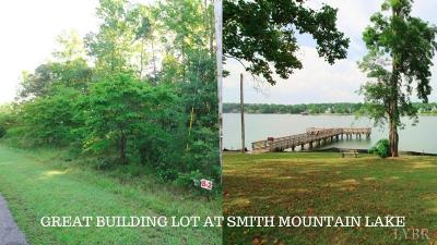 Penhook VA Residential Lots & Land For Sale: $26,500