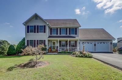Bedford Single Family Home For Sale: 1087 Lake Front Court