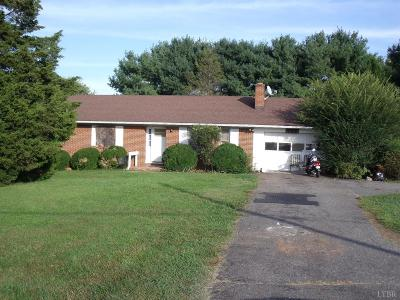 Forest VA Single Family Home For Sale: $154,900