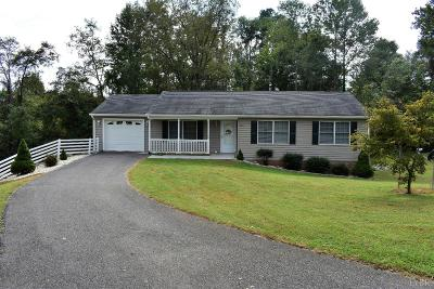 Lynchburg Single Family Home For Sale: 105 Majestic Circle