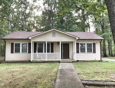 Bedford Single Family Home For Sale: 1863 Quaker Church Road