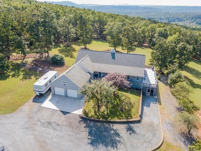 Single Family Home For Sale: 1798 Earley Farm Road