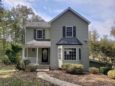 Faber VA Single Family Home For Sale: $160,000