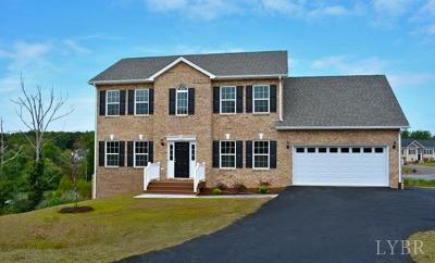 Rustburg VA Single Family Home For Sale: $269,950