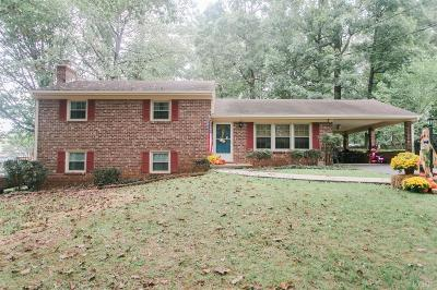Lynchburg VA Single Family Home For Sale: $214,900