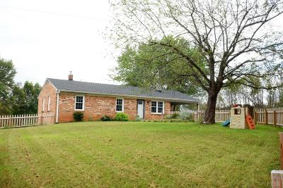 Amherst VA Single Family Home For Sale: $265,000