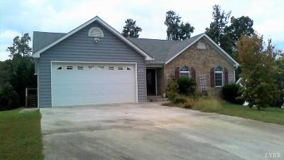 Monroe VA Single Family Home For Sale: $240,000
