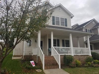 Lynchburg County Single Family Home For Sale: 108 Wyndhurst